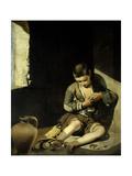 The Young Beggar Circa 1645-1650