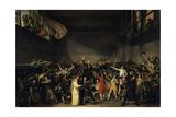 The Tennis Court Oath  June 20  1789