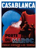 Casablanca  Morocco - Port of Morocco - Syndicate of Tourism Initiative
