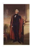Painting of President Andrew Jackson Standing