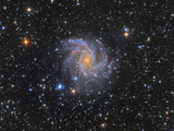 Ngc 6946  the Fireworks Galaxy