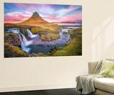 Kirkjufell autumn colors  Iceland