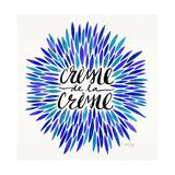 Blues-CremeDeLaCreme-artprint