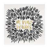 In Vino Veritas - Black and Gold Palette