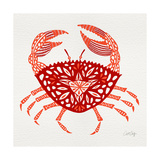 Crab in Red