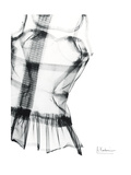 Editorial X-Ray Blouse 2