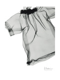 Editorial X-Ray Blouse 1