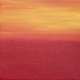 Ten Sunsets - Canvas 7 Giclée par Hilary Winfield