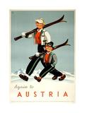 Again to Austria