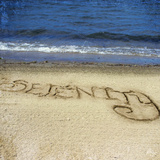 Serenity in the Sand