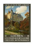 Loches Les Chateaux De La Loire