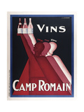 Vins Camp Romain