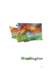 Washington State Map 1