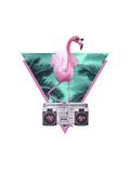 Miami Flamingo Reproduction d'art par Robert Farkas