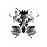 Rorschach Giclée par Robert Farkas