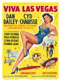 Viva Las Vegas (Meet Me in Las Vegas) - starring Dan Dailey  Cyd Charisse