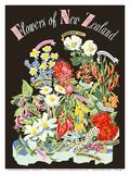 Flowers of New Zealand