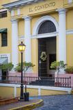 El Convento Hotel in Plazuela de las Monjas  San Juan  Puerto Rico