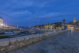 Croatia  Dalmatia  Hvar  Old Town at Dawn
