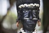 Melanesia  Solomon Islands  Guadalcanal Island  Honiara Wood Carving