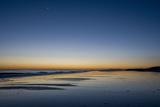 California  Carpinteria  Santa Barbara Channel  Beach at a Night