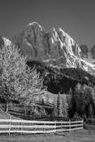 Autumn at Geisler Spitzen  Dolomites  Trentino-Alto-Adige  Italy