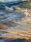Michigan  Upper Peninsula Sandstone on the Shore of Lake Superior