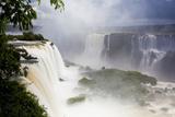 Iguacu Falls  Cataratta Foz Do Iguacu  Parana  Iguazu NP  Brazil