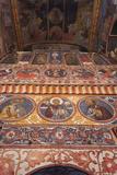 Romania  Bucharest-Area  Snagov  Snagov Monastery Frescoes