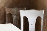 USA  California  Mono Lake  Bodie Chairs