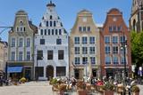 New Market Square  Rostock  Germany
