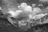 USA  California  Yosemite  Bridalveil Falls
