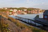 Village of Ronnang  Bohuslan  Sweden