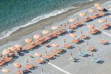 Italy, Amalfi Coast, Positano Beach Reproduction d'art par Rob Tilley