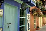 Wonderful Spanish Colonial Architecture  Old City  Cartagena  Colombia