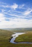 Elan Valley  Mid-Wales  Wales