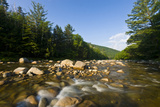 Pemigewasset River in New Hampshire's White Mountains