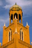 Georgia  Savannah  Mickve Israel Synagogue in the Historic District
