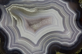 Banded Agate, Sammamish, Washington State Papier Photo par Darrell Gulin