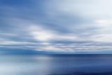 Clouds over the Atlantic Ocean  Wallis Sands SP in Rye  New Hampshire
