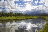 River  Grand Teton National Park  Wyoming  USA