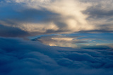 Aerial View of Clouds  China