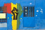 Africa Shop Front  Praia  Santiago  Cape Verde