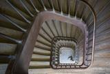 Staircase Near Rue de Faubourg Saint-Antoine  Paris  France