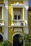 Plaza de La Aduana  Old City  Cuidad Vieja  Cartagena  Colombia