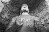 China  Shanxi Province  Datong  Ancient Sculptures in Yungang Caves