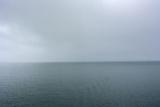 Norway Svalbard Hornsund Heavy Clouds over the Calm Water