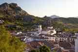 Grazalema  Andalucia  Spain