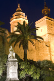 Parish Church  Sitges  Catalonia  Spain