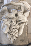 Spain  Barcelona  Stone Carving  Angels